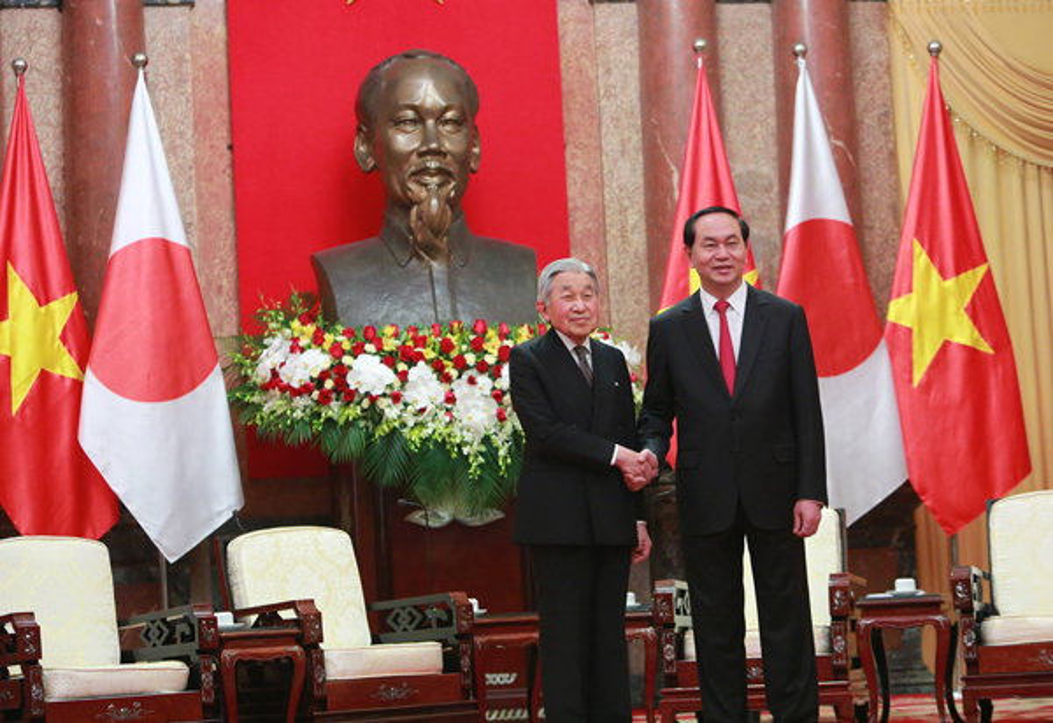 Toan canh chuyen tham Viet Nam cua Nha vua Nhat Ban va Hoang hau-Hinh-4