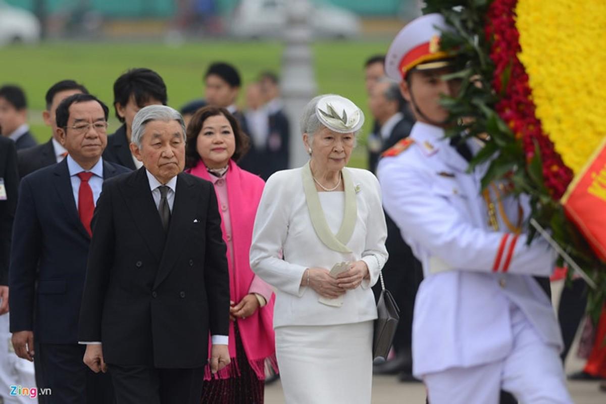 Toan canh chuyen tham Viet Nam cua Nha vua Nhat Ban va Hoang hau-Hinh-5