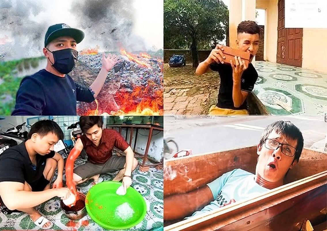 Ba Tan Vlogs, NTN va nhung Youtuber tai tieng nhat Viet Nam-Hinh-7