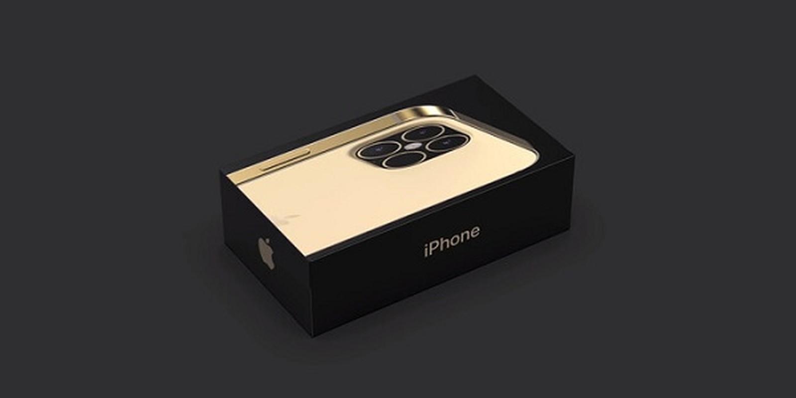 iPhone 12 man hinh gap lo dien dep quen sau thach thuc moi doi thu