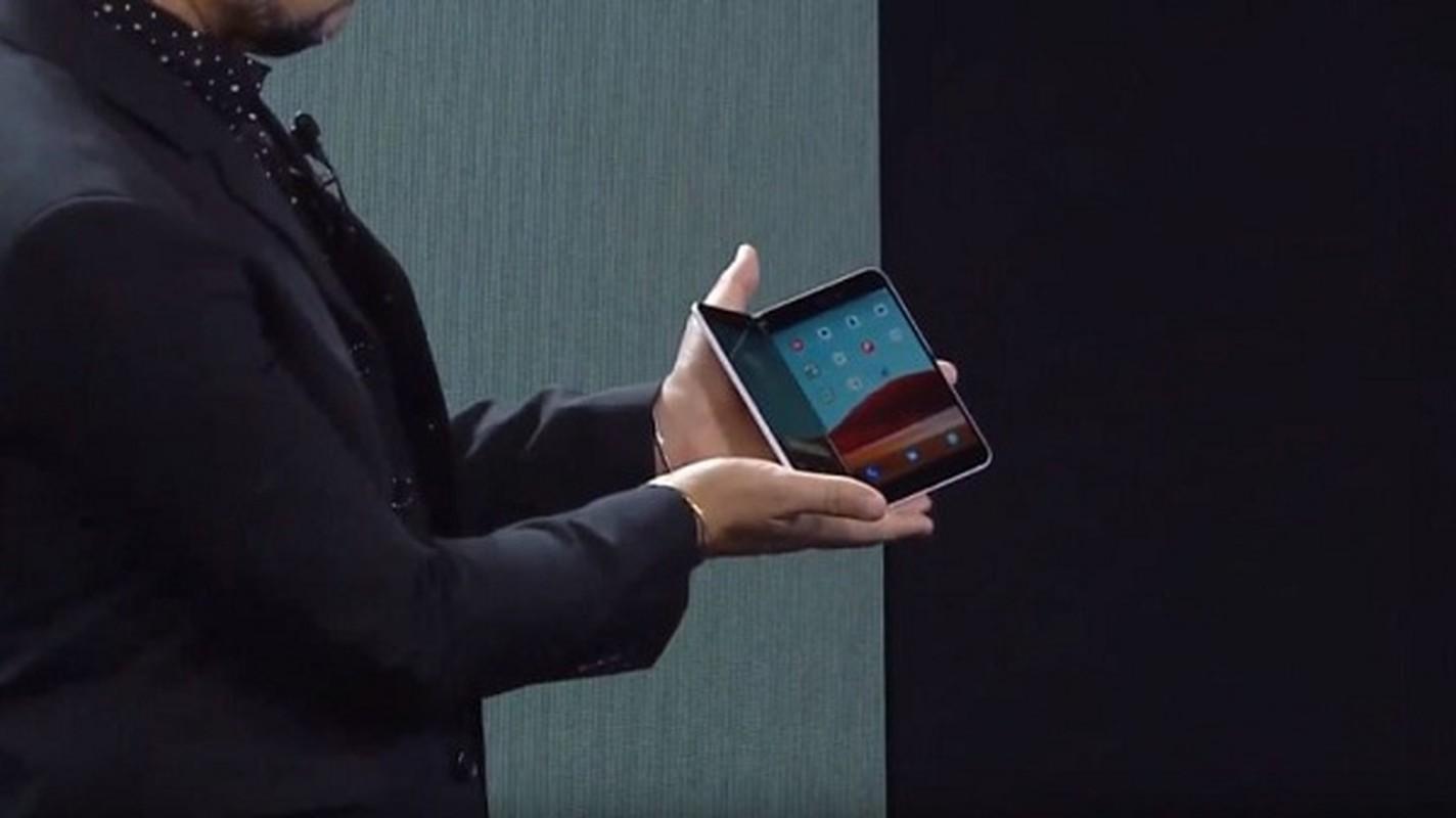 Ngam sieu pham smartphone man hinh kep cua Microsoft sap len ke-Hinh-2