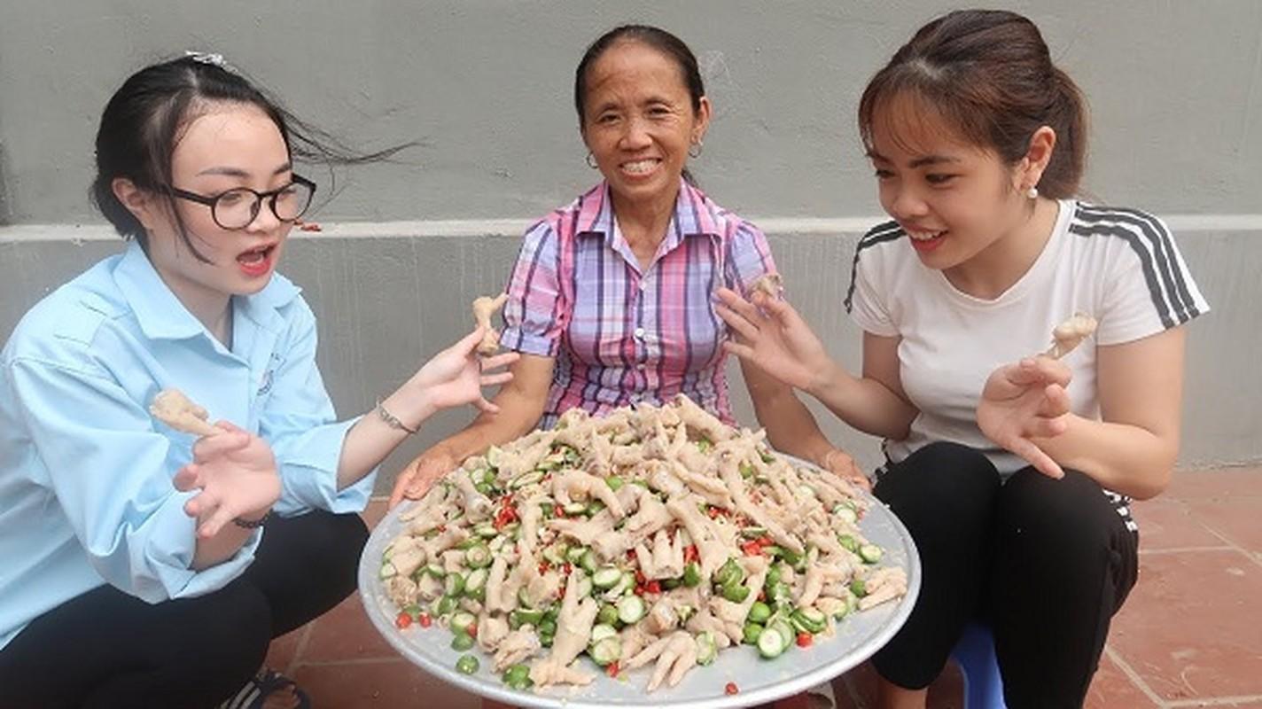 Ba Tan Vlog bat ngo ghi diem nho man mukbang... sieu ti hon-Hinh-11