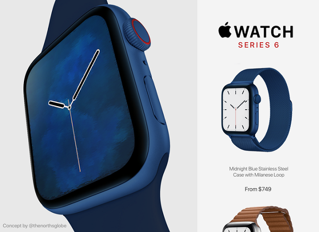 Se co iPhone 12 va Apple Watch 6 phien ban Xanh Navy cuc doc?-Hinh-4