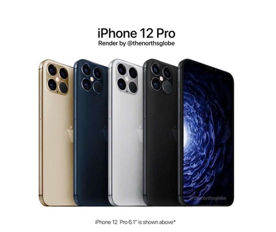 Se co iPhone 12 va Apple Watch 6 phien ban Xanh Navy cuc doc?-Hinh-7