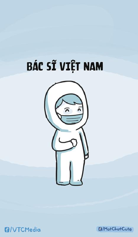 "Chum tranh ve su hy sinh cua bac si tuyen dau chong COVID-19 ""gay sot"" CDM-Hinh-2"