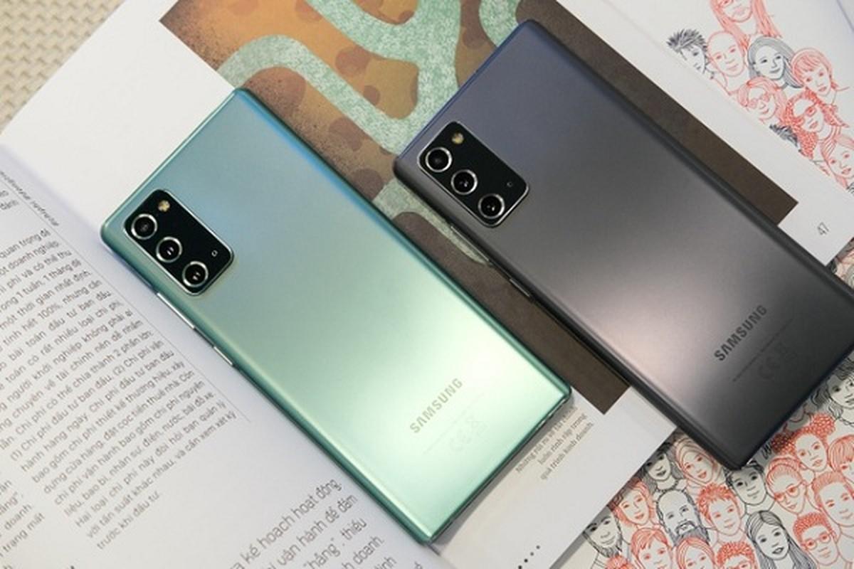 Samsung Galaxy Note 20: Dien thoai vo nhua dang gia... 1000 USD?-Hinh-5