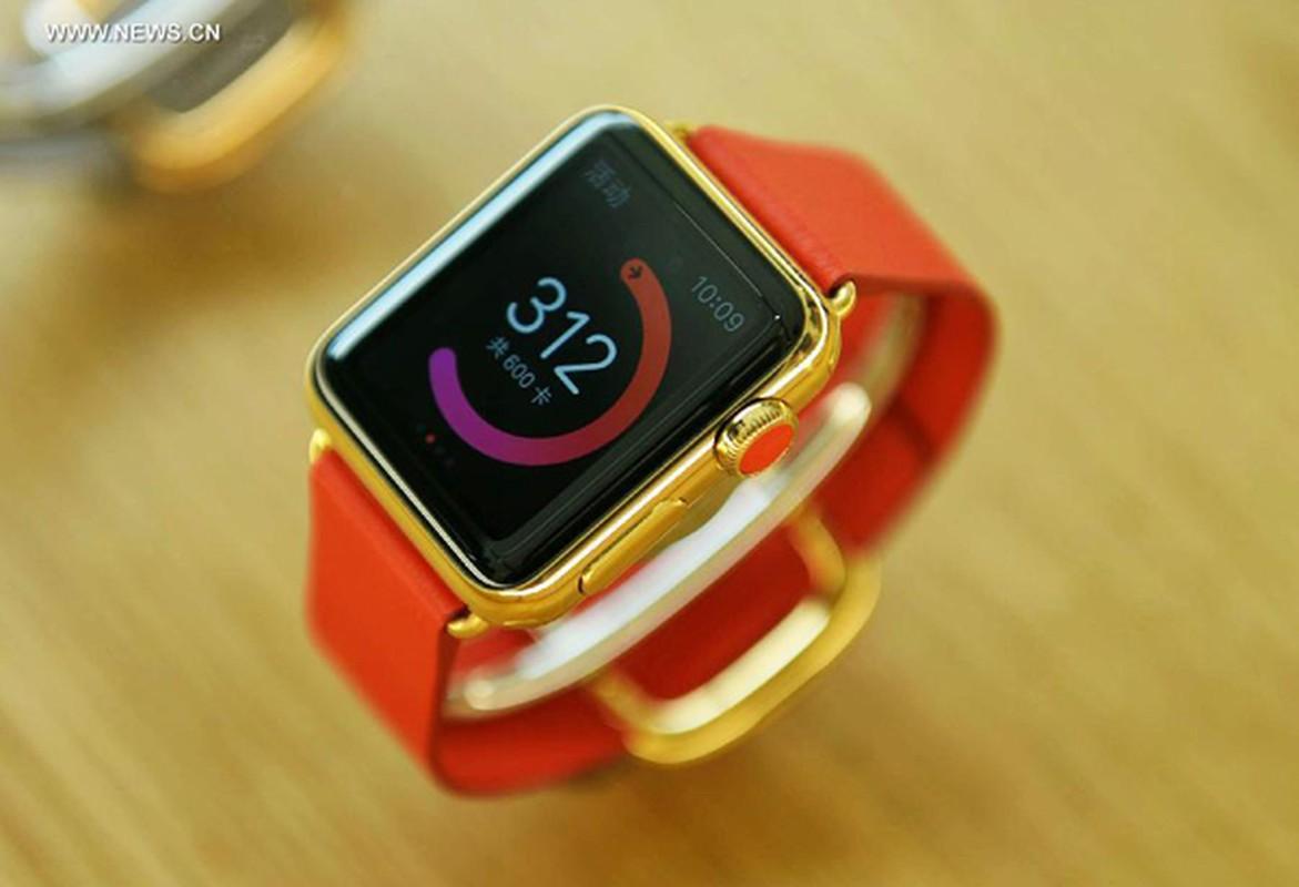 """Apple Watch bang vang dep me nguoi """"vuot mat"""" moi iPhone-Hinh-10"""