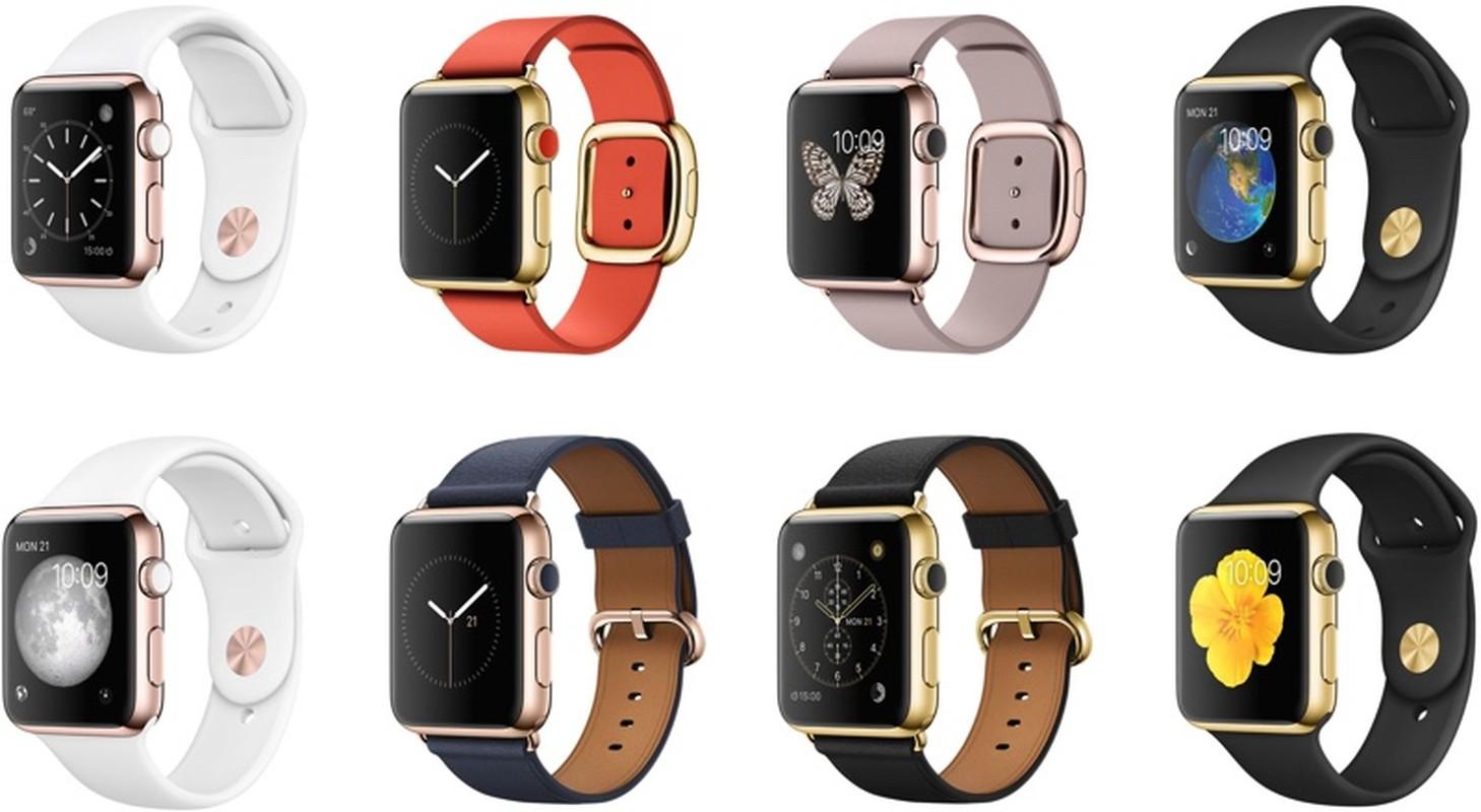 """Apple Watch bang vang dep me nguoi """"vuot mat"""" moi iPhone-Hinh-11"""