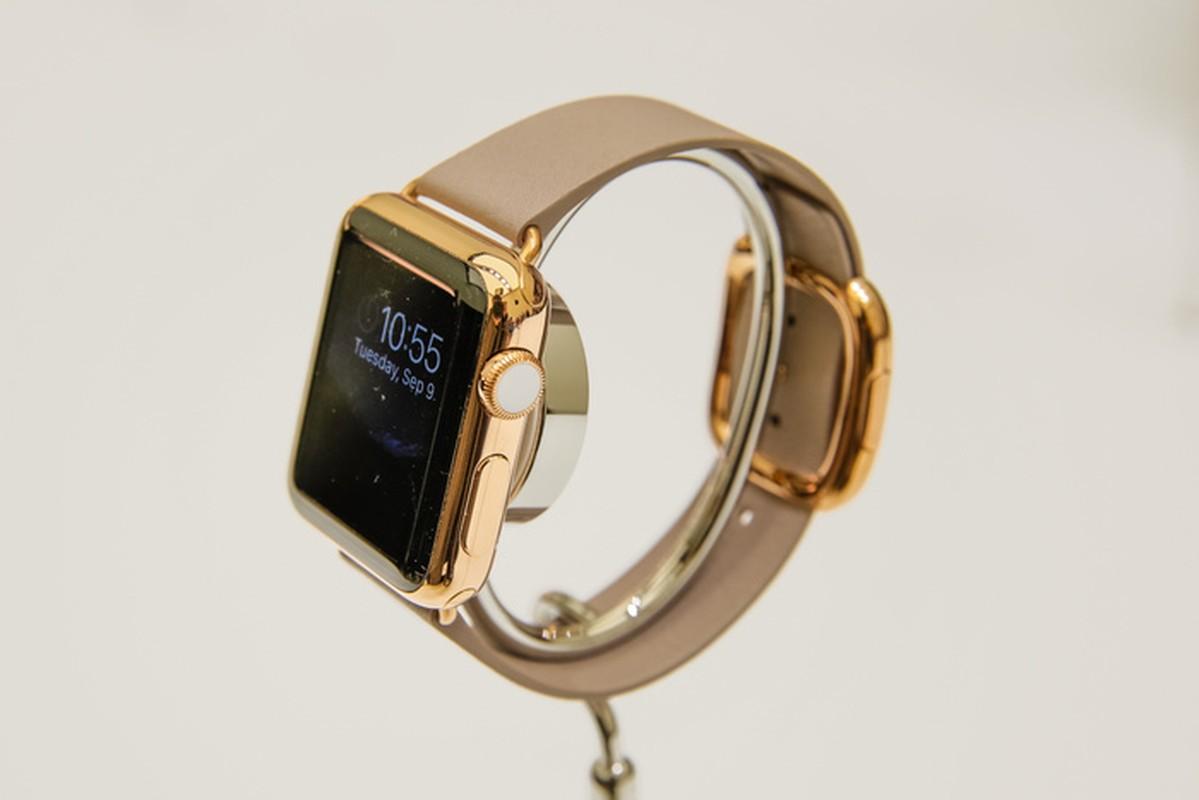 """Apple Watch bang vang dep me nguoi """"vuot mat"""" moi iPhone-Hinh-4"""