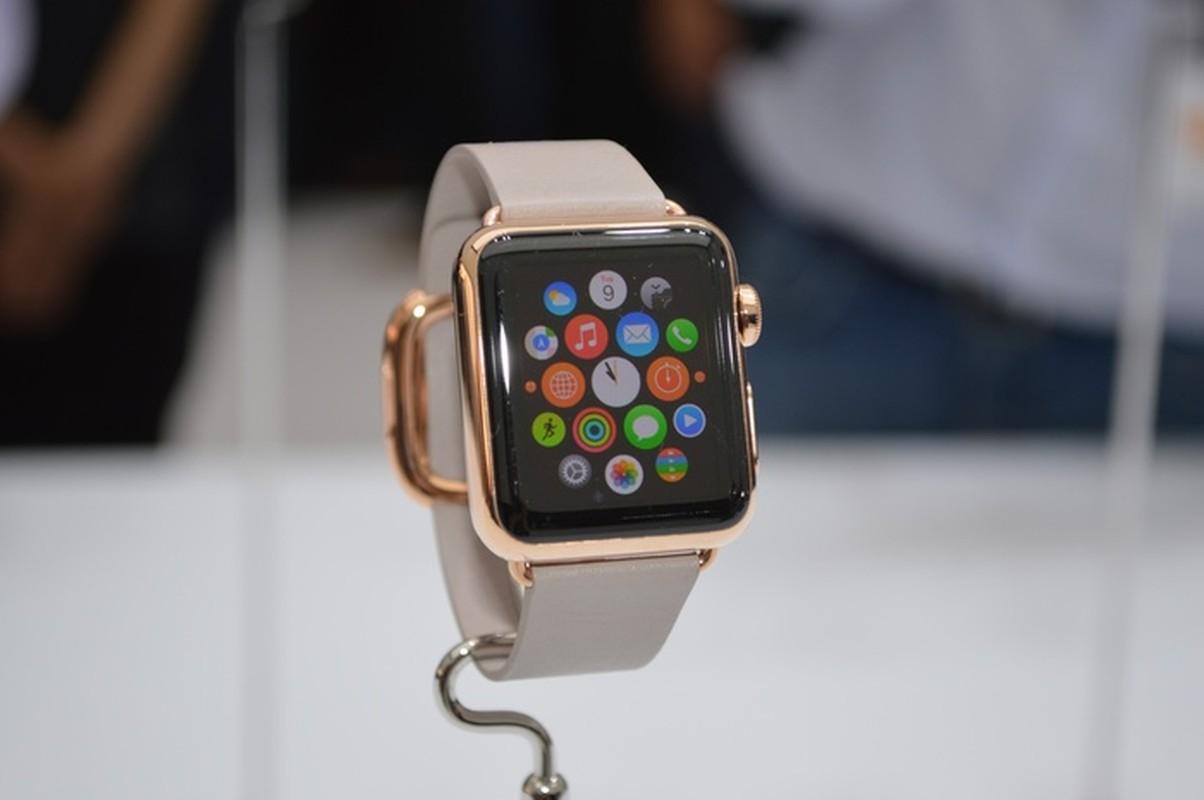 """Apple Watch bang vang dep me nguoi """"vuot mat"""" moi iPhone-Hinh-5"""