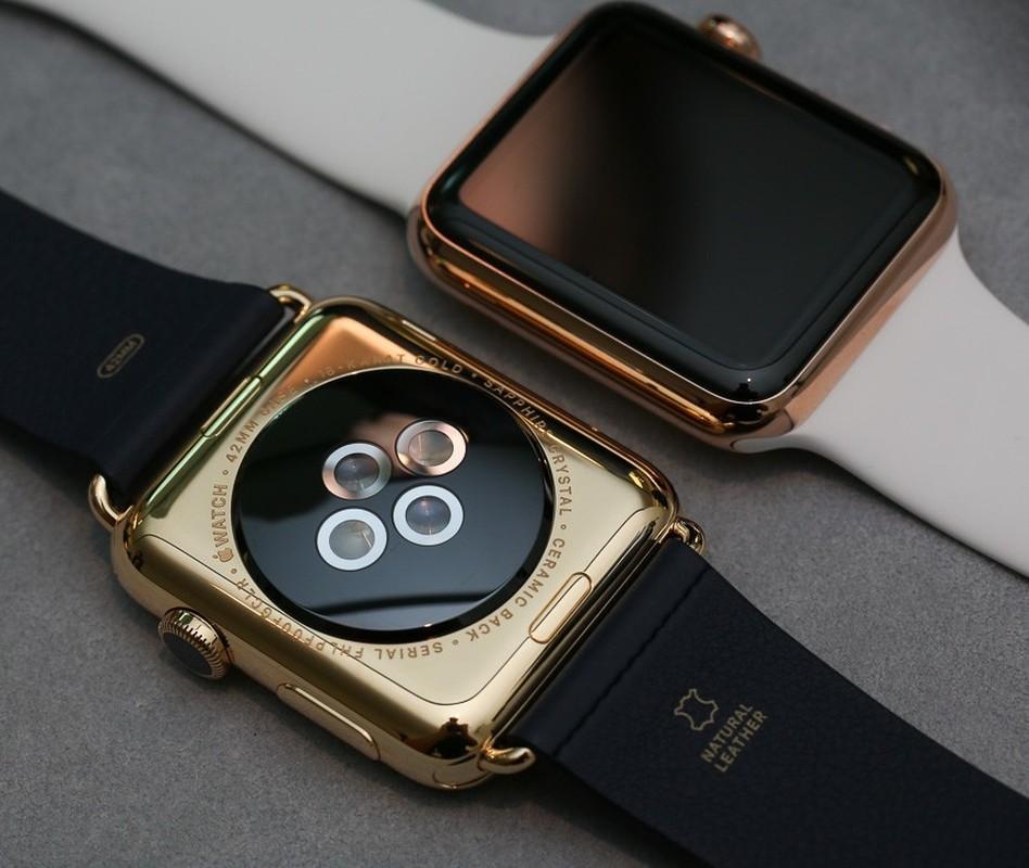 """Apple Watch bang vang dep me nguoi """"vuot mat"""" moi iPhone-Hinh-6"""