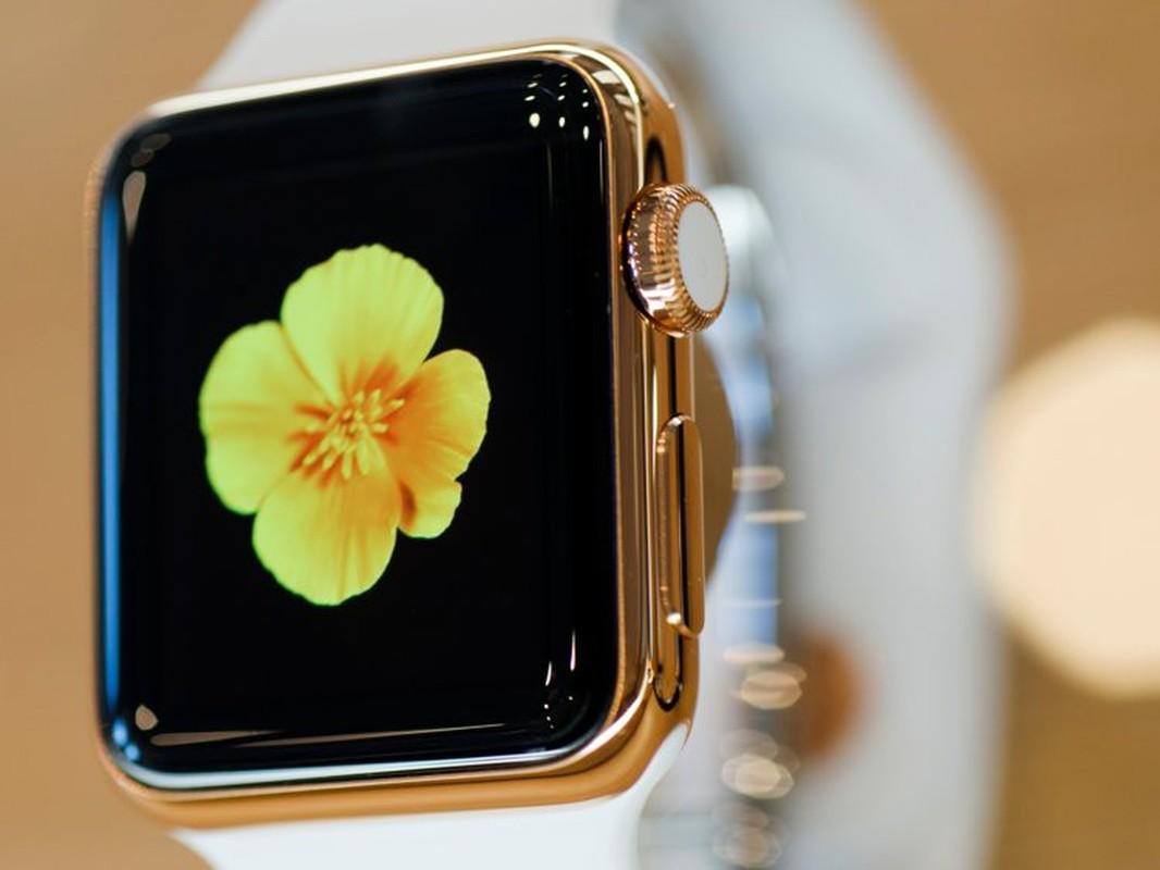 """Apple Watch bang vang dep me nguoi """"vuot mat"""" moi iPhone-Hinh-7"""
