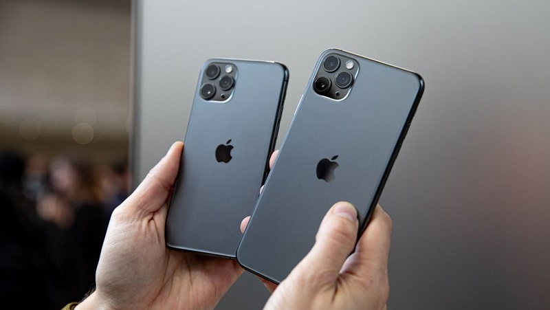 Top smartphone tot nhat the gioi: iPhone va Samsung thang the