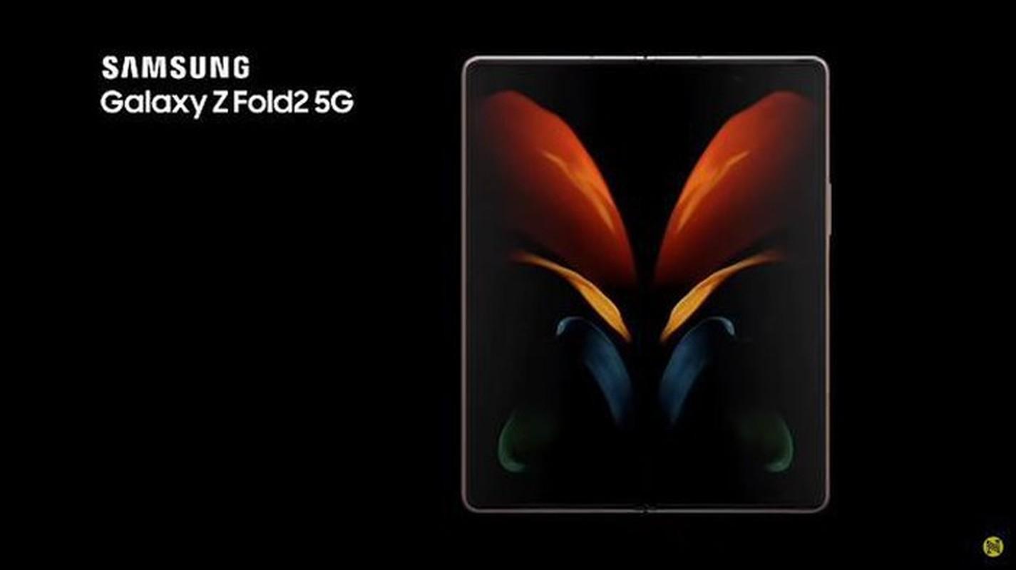 Lo hinh anh Galaxy Z Fold2 5G, co dang gia 76 trieu dong?