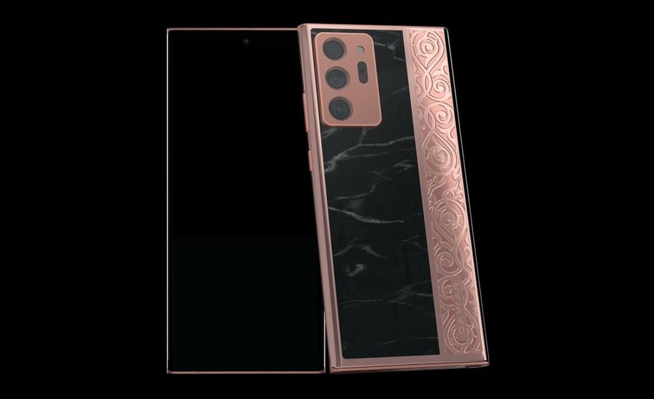 Galaxy Note20 Ultra dat nhat the gioi: Mat lung nam vang, da quy-Hinh-10