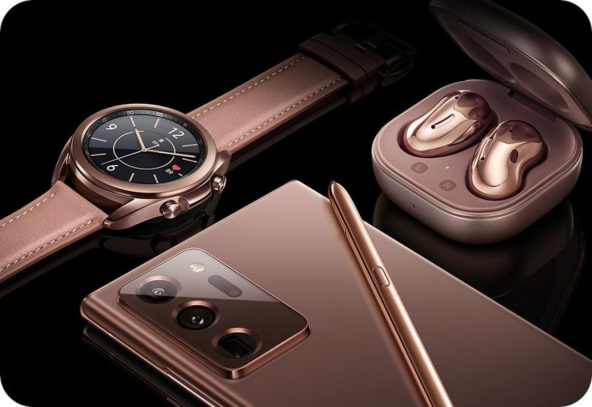 Galaxy Note20 Ultra dat nhat the gioi: Mat lung nam vang, da quy-Hinh-12
