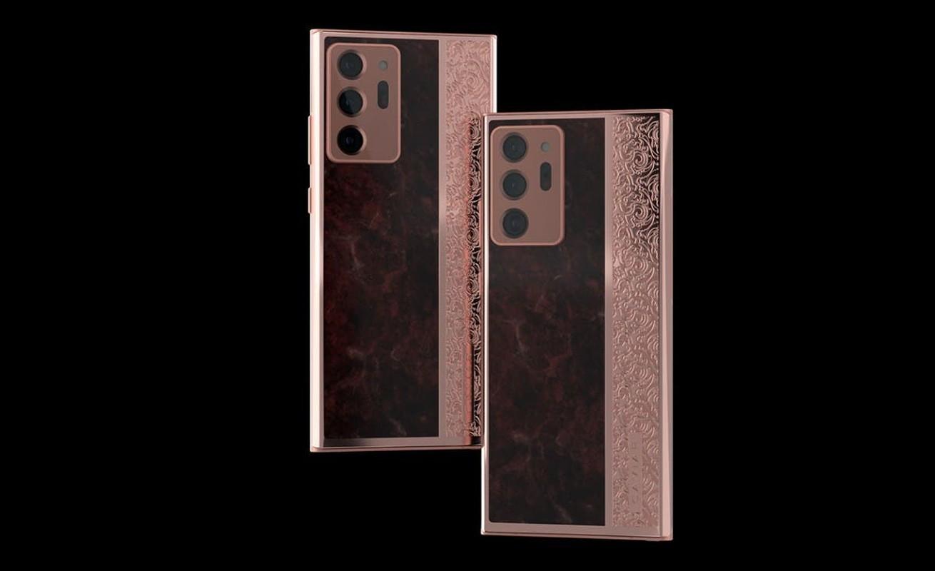 Galaxy Note20 Ultra dat nhat the gioi: Mat lung nam vang, da quy-Hinh-3