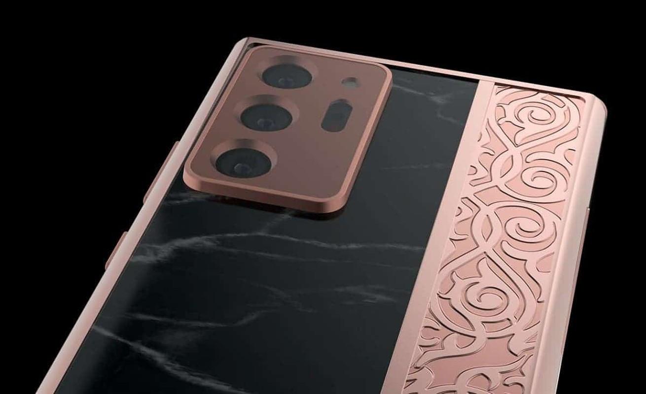 Galaxy Note20 Ultra dat nhat the gioi: Mat lung nam vang, da quy-Hinh-4