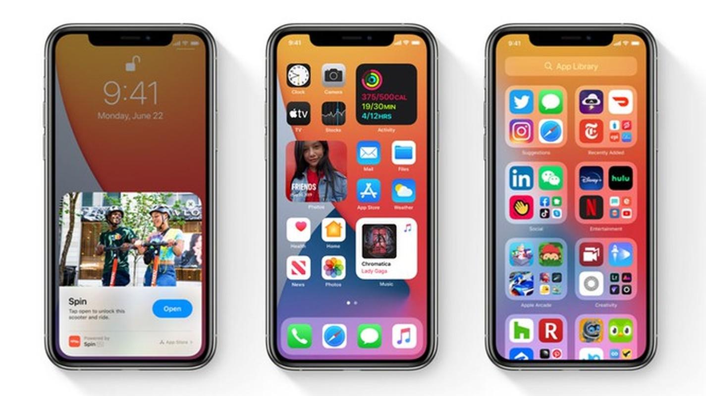 Nhung thiet bi nao duoc cap nhat iOS 14 chinh thuc?-Hinh-2
