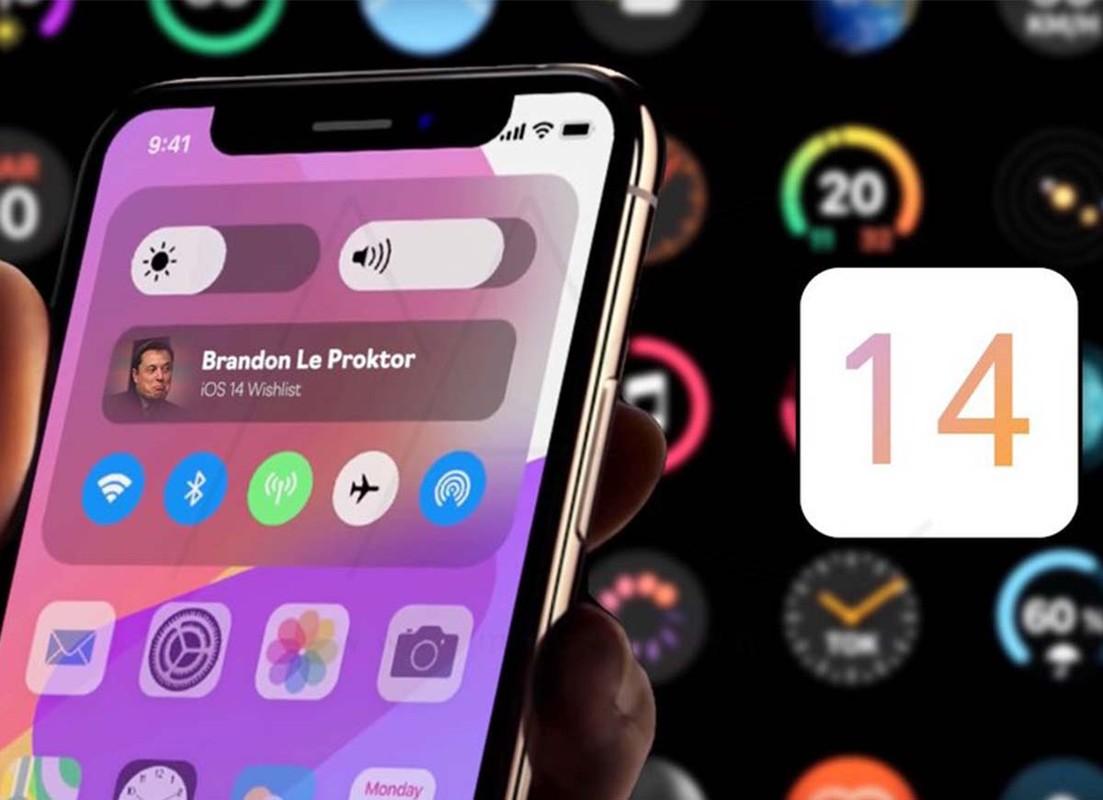 Nhung thiet bi nao duoc cap nhat iOS 14 chinh thuc?