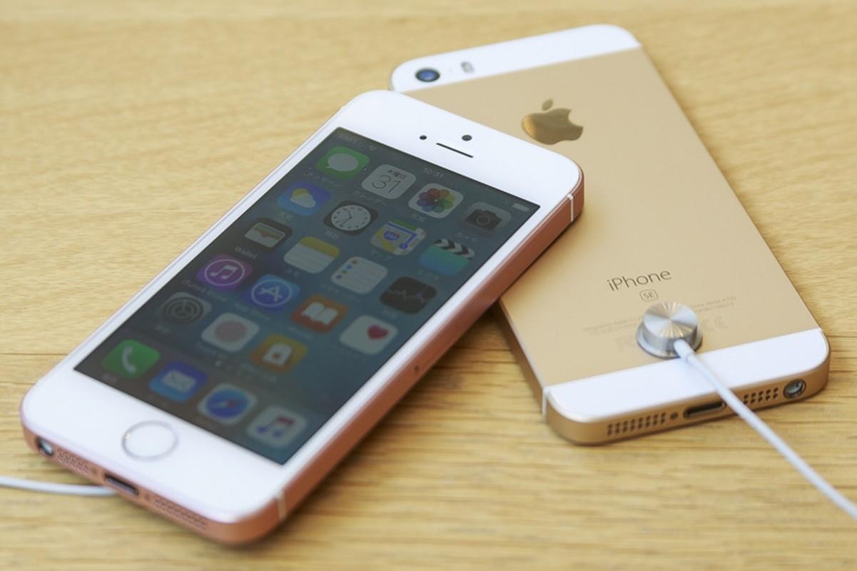 "Top 5 iPhone te nhat lich su Apple van ban ""dat nhu tom tuoi"""
