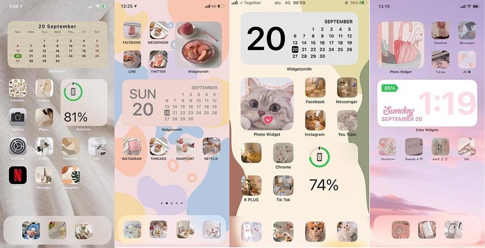 "Tinh nang Widget tu che man hinh ""go diem"" cho iOS 14 sau loat loi lon-Hinh-4"