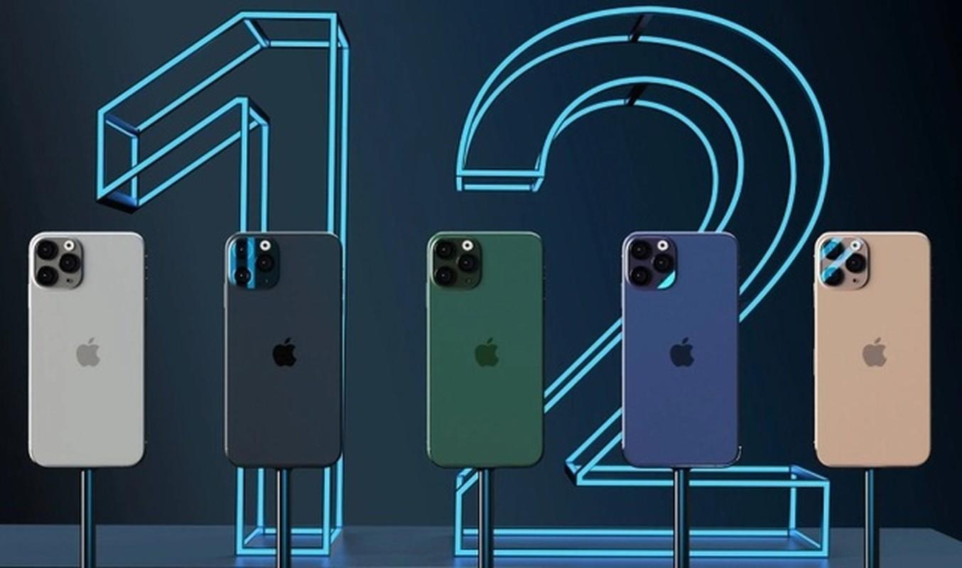 iPhone mini nho nhat tu truoc den nay xuat hien cung iPhone 12
