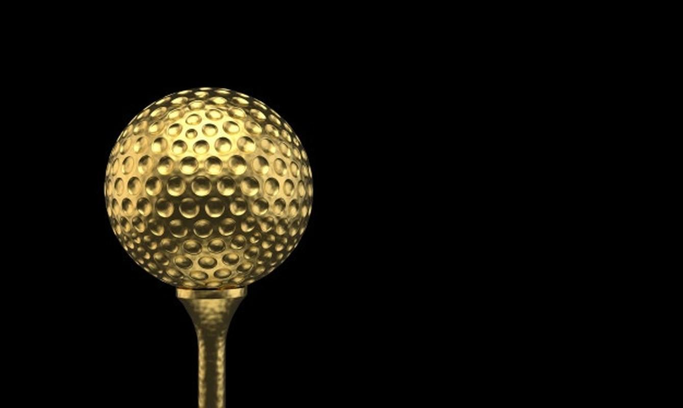 Soc voi thu choi golf