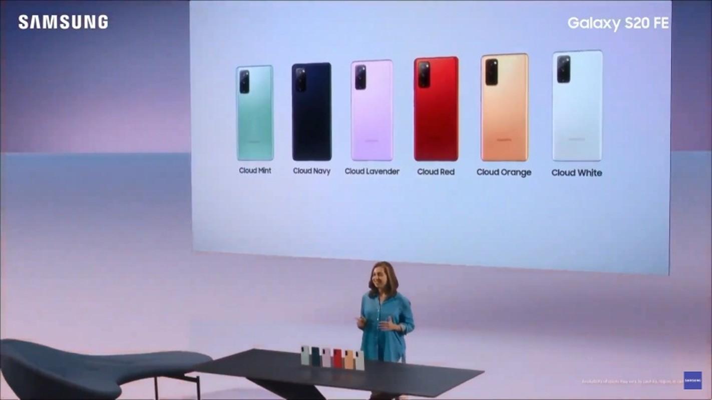 Samsung Galaxy S20 ban sieu re vua ra mat co dang mua?