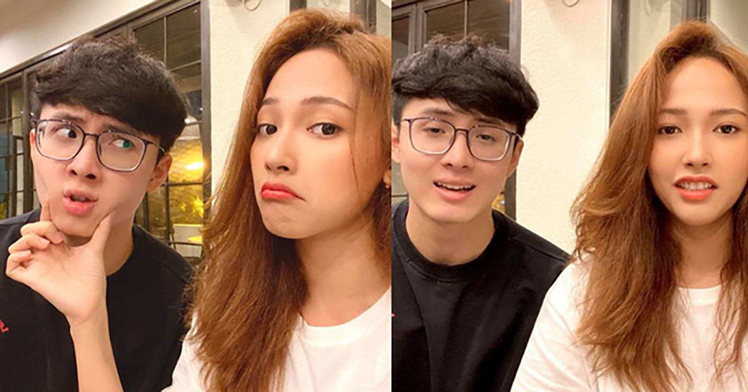 "Top 5 cap ""chi - em"" co chuyen tinh dep nhat lang streamer Viet-Hinh-2"