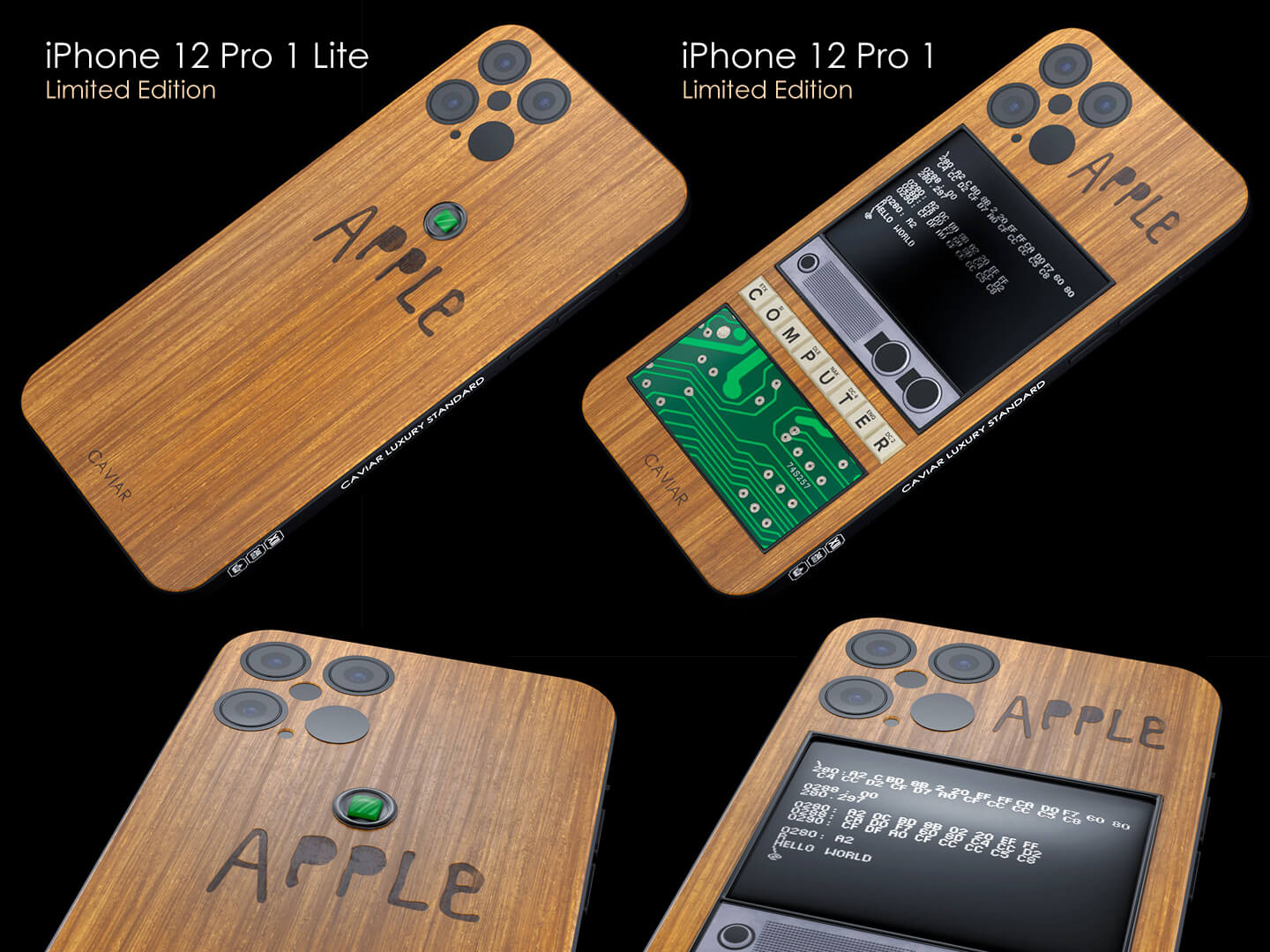 Lo hinh anh iPhone 12 phien ban