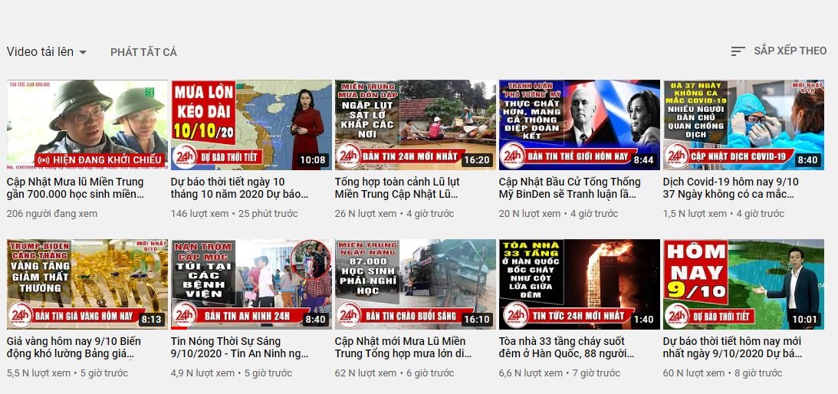 "Diem mat kenh Youtube Viet chuyen ""chom"" ban quyen, cau view re tien-Hinh-5"