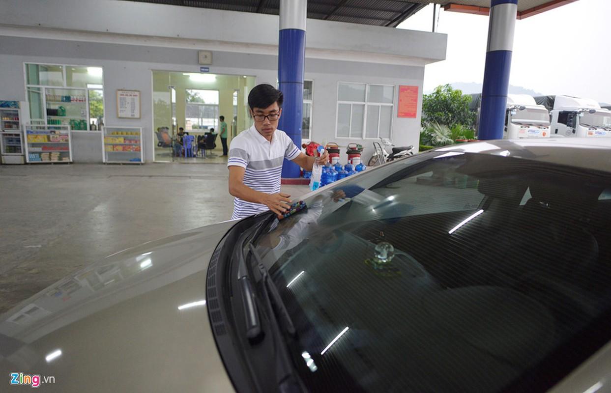 Cay xang tang nuoc, rua xe mien phi it nguoi biet o Bac Ninh-Hinh-3