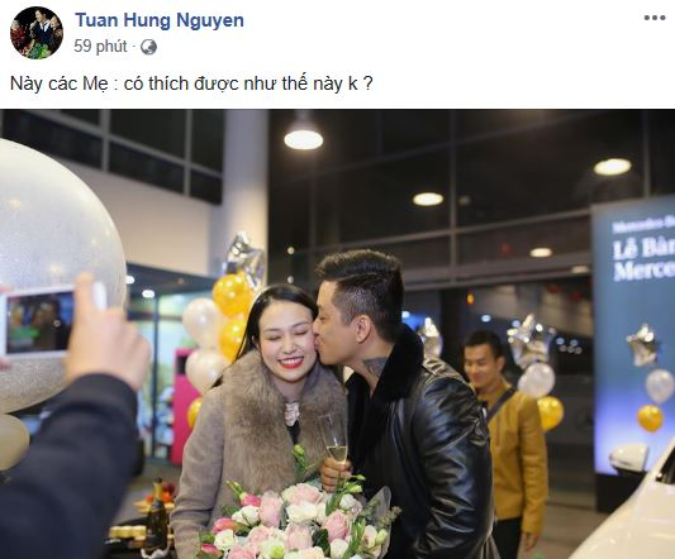 Vi sao Tuan Hung hon vo nhung fan lai reo ten vo Khac Viet?