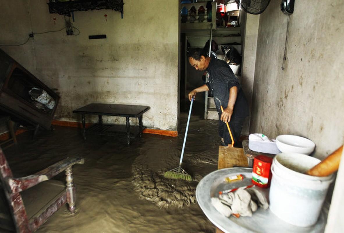 Mua lu o Quang Ninh: Nhung hinh anh dau long khi nuoc rut-Hinh-10