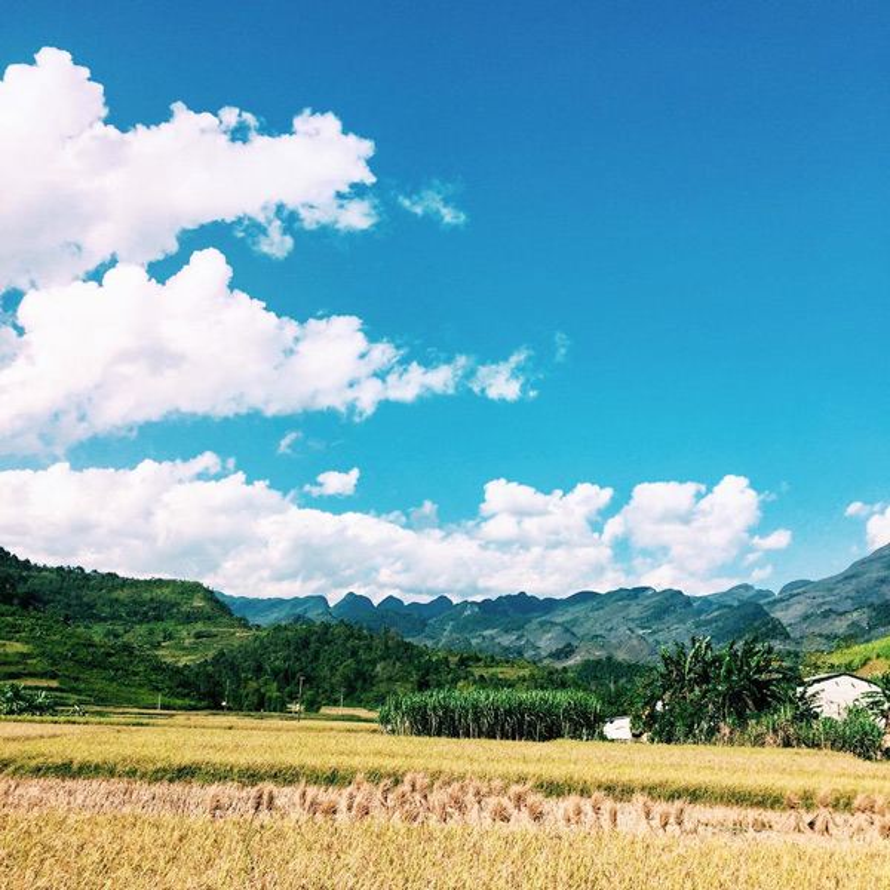 Me man nhung buc anh du lich Ha Giang tren Instagram-Hinh-11