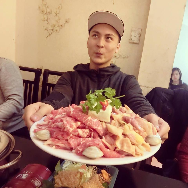 """Bo anh """"dua em an het the gian"""" don tim fan nu-Hinh-2"""