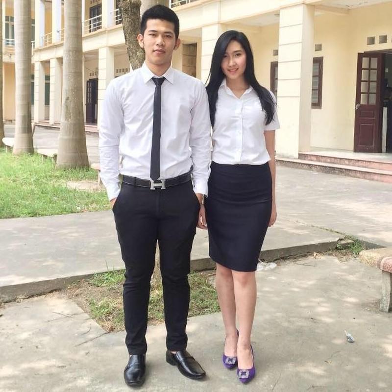 Nu sinh nguoi Lao goc Viet la hot girl truong Ngoai giao-Hinh-3