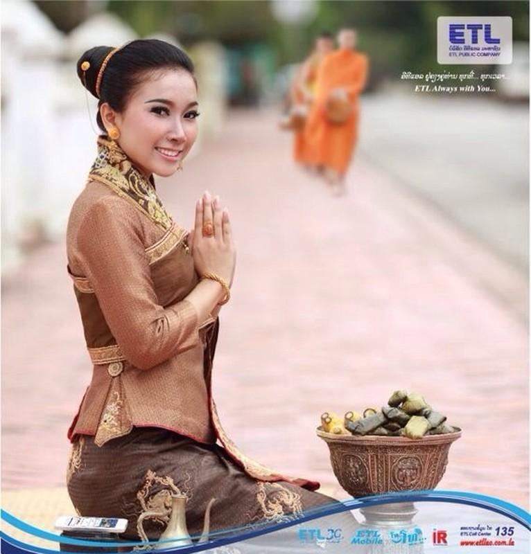 Nu sinh nguoi Lao goc Viet la hot girl truong Ngoai giao-Hinh-5