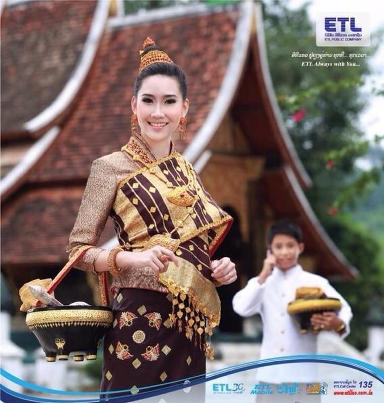 Nu sinh nguoi Lao goc Viet la hot girl truong Ngoai giao-Hinh-7