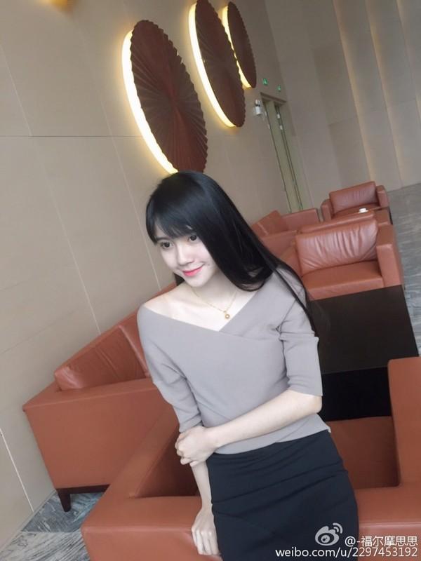 Dieu dung voi nu cuoi toa nang cua nu sinh Trung Quoc-Hinh-4