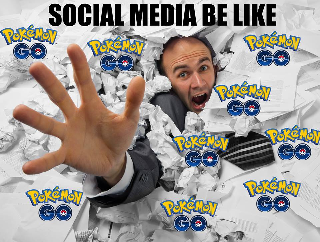 Chet cuoi voi anh che game Pokemon Go cua dan mang-Hinh-3