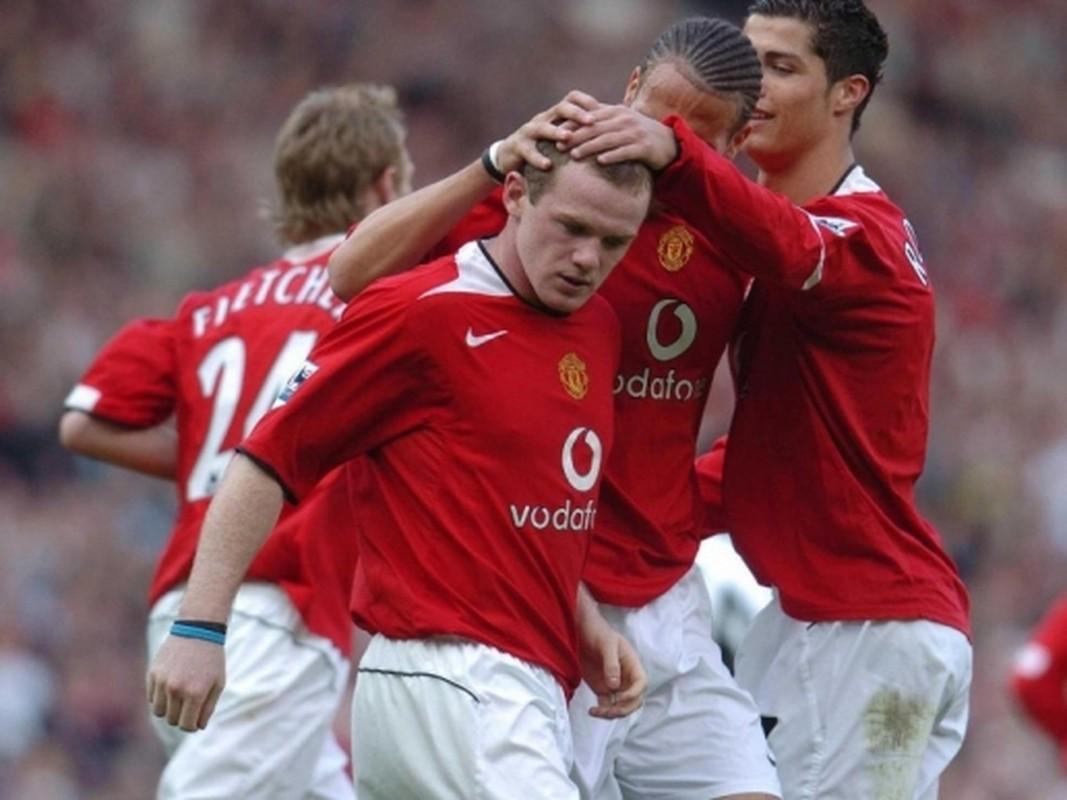 Nhung buc anh dang nho trong su nghiep cua Wayne Rooney-Hinh-4