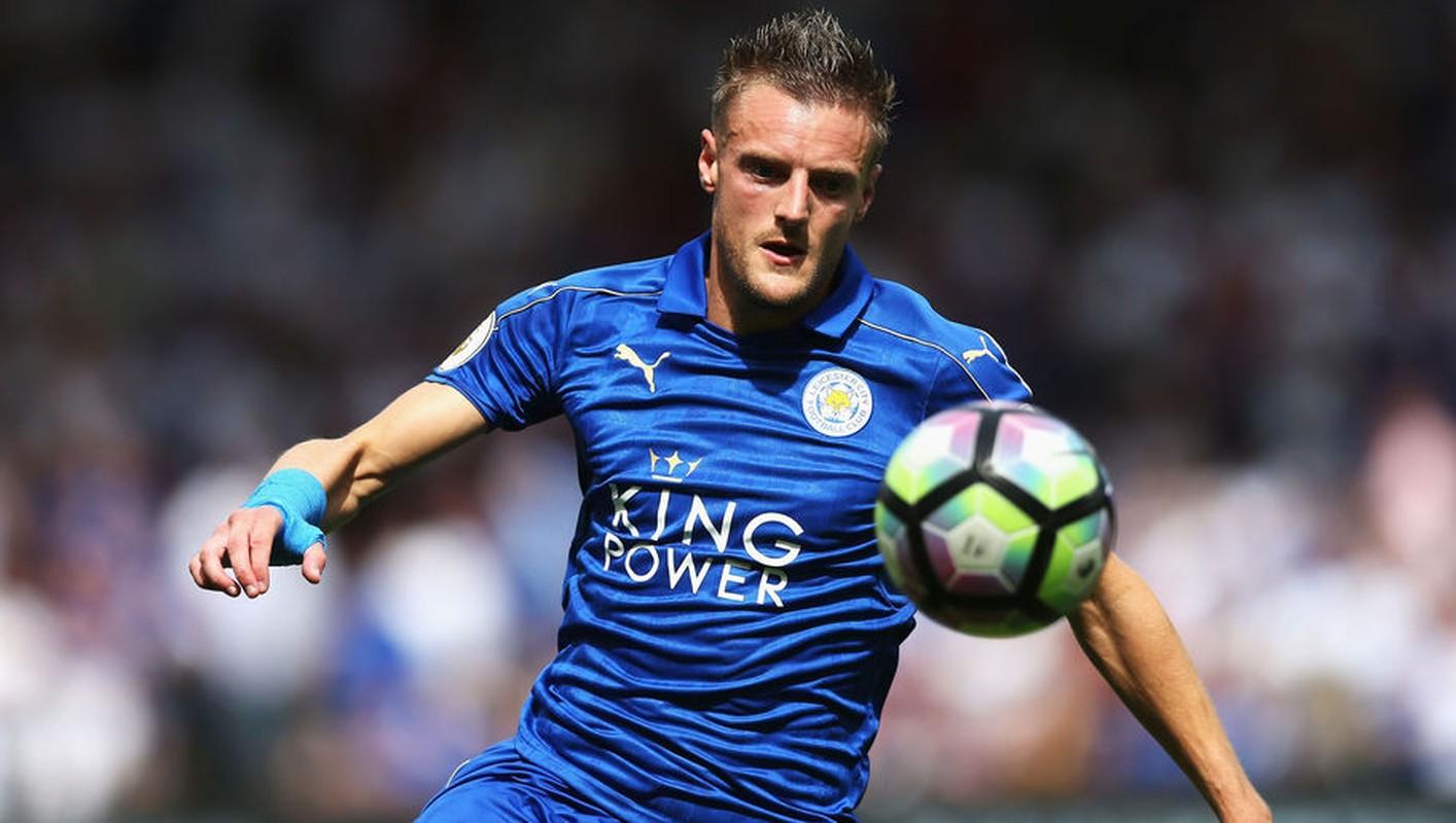 Arsenal, Leicester thong tri doi hinh te nhat vong 1 giai Ngoai hang Anh-Hinh-11
