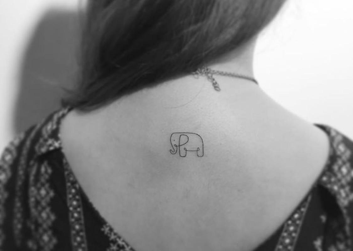 Mau xam mini tattoo cuc dinh danh cho cac ban gai-Hinh-6