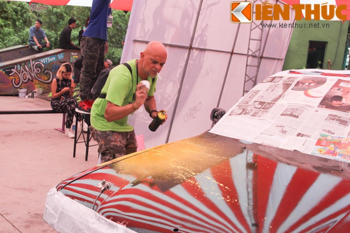 Graffiti Festival 2016 thu hut gioi tre yeu nghe thuat duong pho-Hinh-10