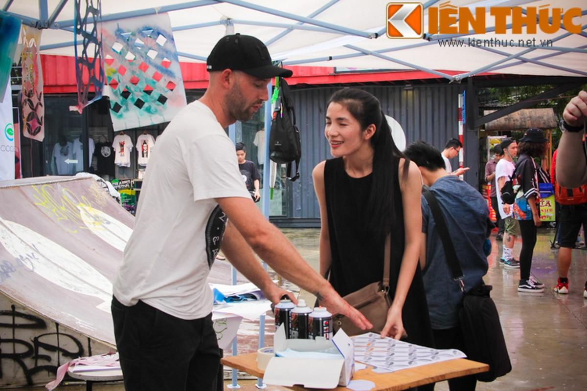 Graffiti Festival 2016 thu hut gioi tre yeu nghe thuat duong pho-Hinh-2