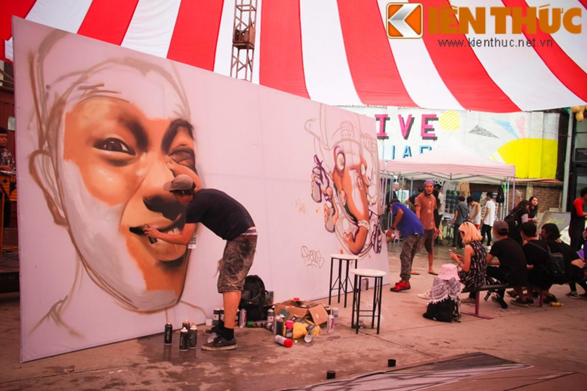 Graffiti Festival 2016 thu hut gioi tre yeu nghe thuat duong pho-Hinh-4
