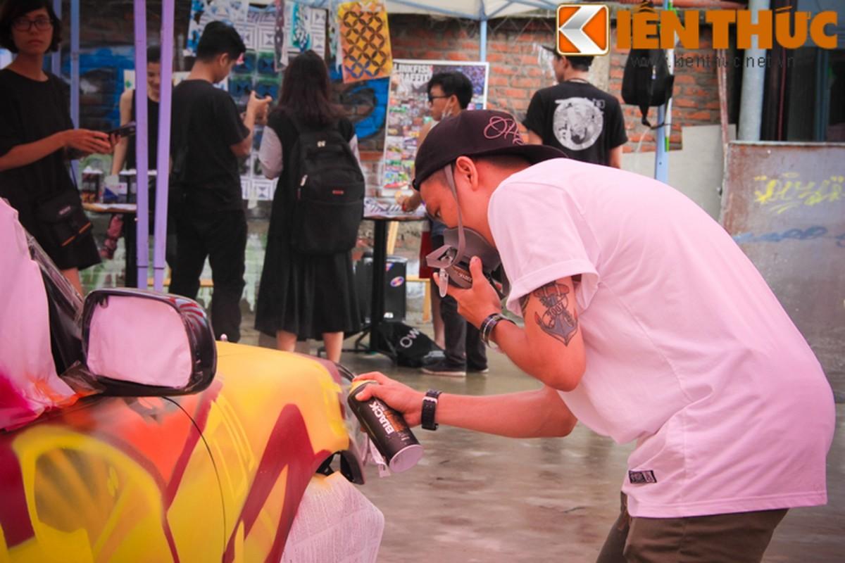 Graffiti Festival 2016 thu hut gioi tre yeu nghe thuat duong pho-Hinh-8