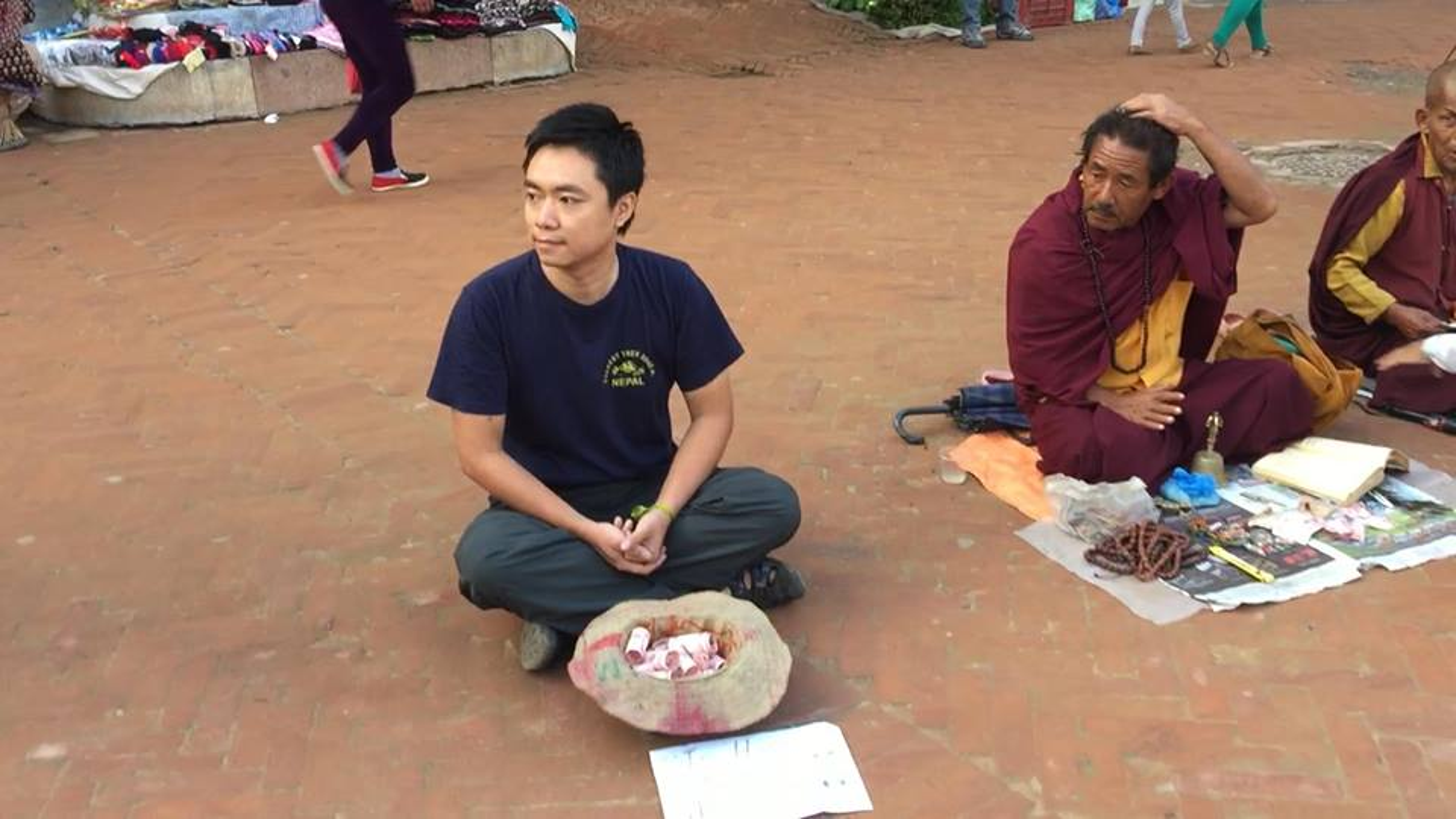 Gap 8X Viet gia an xin o Nepal bat ngo vi cai ket